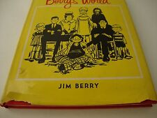 Jim Berry BERRY'S WORLD Cartoonist 1967 BEST Syndicated Panel Cartoon FUNNY