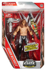 WWE Shawn Michaels ELITE LEGENDS MATTEL ACTION WRESTLING FIGURE RARE NEW IN HAND