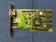 ATI 3D Rage Pro Turbo 8MB AGP Video Card 109-49800-10 1024980511530155