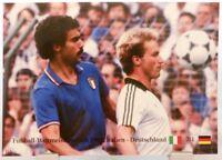Fußball Weltmeisterschaft 1982 + Das Finale ITA - BRD + Fan Big Card Edition A73