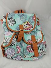 Vbiger Canvas Backpack Purse France Amour