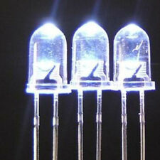 100Pcs  Lamp Diodes 15000MCD White LED Lamp Small Light 5mm LED Bulb