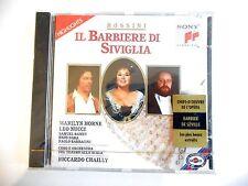 CHEF D'OEUVRE DE L'OPERA SONY : LE BARBIER DE SEVILLE (ROSSINI)  CD NEUF PORT 0€