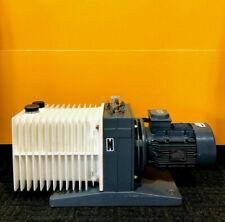 Alcatel 2063 Sd 66 M3h Max Pumping Speed 230 460 V 3 Ph Vacuum Pump Tested