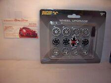 * Super Rare Xmods Evo Wheel Kit #2*