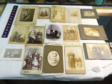 Cabinet Dealer or Reseller Collectible Vintage & Antique Photos (Pre-1940)
