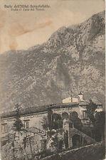 3188) HOTEL SCAPOLATIELLO BADIA DI CAVA DEI TIRRENI - 1919