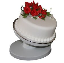 Non-Slip Tilting Turntable Quality Turntable, Icing, Cake Decorating Sugarcraft
