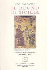 Il Regno di Sicilia - Ugo Falcando - fonte medievale