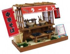 JAPAN Dollhouse Miniature Diorama RAMEN SHOP Stall Architecture kit Figure Billy