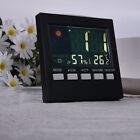 Digital LCD Indoor / Outdoor Thermometer Hygrometer Humidity Clock Weather Meter