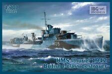 1/700 IBG 70012 HMS Ithuriel 1942 British I-class Destroyer