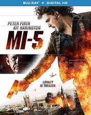 MI-5 (Blu-ray Disc, 2016) -Kit Harrington-Peter Firth