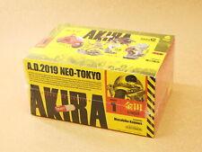 miniQ AKIRA PART.1 KANEDA Figure Collection BOX 6 Set Kaiyodo Japan P1555