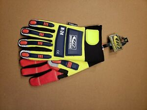 Ringers impact gloves, R-24, XXXL, 249-13, Hydrogrip, NEW, ships free