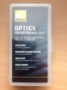 Nikon Optics Maintenance, Cleaning Kit (NIB)
