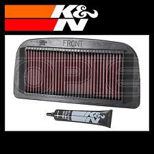 K&N Air Filter Motorcycle Air Filter for Yamaha YZF R1 2003 / 2003 | YA-1002