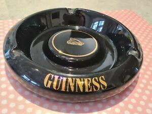GUINNESS IRISH BREWERY WADE TOBACCO VINTAGE ASHTRAY ADVERTISING MAN CAVE PUB BAR