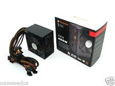 Thermaltake TR2 TR-600 600W ATX12V v2.3 SLI CrossFire Power Supply