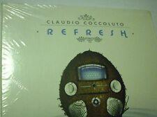 Claudio Coccoluto CD Refresh Nuovo Sigillatodel 2006 FUORI CATALOGO