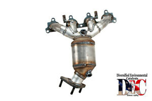 Catalytic Converter   DEC Catalytic Converters   HON71682