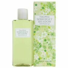 BN Bottle Crabtree & Evelyn 200ml Discontinued Somerset Meadow Bath & Body Wash