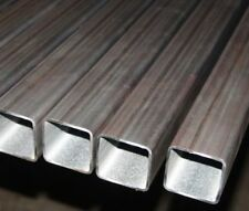 Galvanized Steel Square Tube/ Pipe/Fence Post 6m*50mm*50mm*2mm
