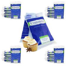 24 1lb Bags Pumpkin Cupcake Refill 24 lbs of Paraffin for Therabath Wax Bath