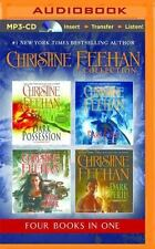 Christine Feehan 4-In-1 Collection: Dark Possession (#18), Dark Curse (#19), Dar
