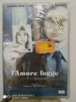 L'AMORE FUGGE di Francois Truffaut 1978 DVD NUOVO SIGILLATO