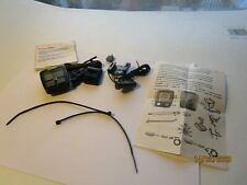 Avenir C8 Bicycle Computer with Mount Kit & Instructions NOS