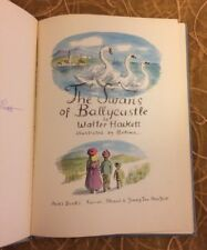 The Swans Of Ballycastle Walter Hackett First Ed 1954 Signed Cloth Copy Vintage