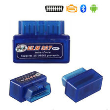 Elm327 V2.1 Odb2 Odb-ii Wireless Bluetooth Car Auto Diagnostic Scan Tool Scanner