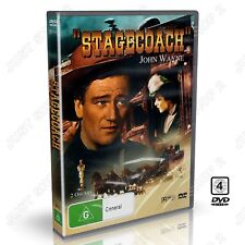 Stagecoach (1939) : John Wayne : New DVD