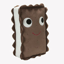 "Yummy Picnic Sandy Ice Cream Sandwich 10"" Plush kidrobot Heidi Kenney Breakfast"