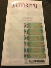Jamberry Nail Wraps~Full Sheet ~January Host Exclusive **Rare**