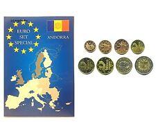 KMS Kursmünzensatz Andorra 2014 Komplettsatz im Leuchtturmblister