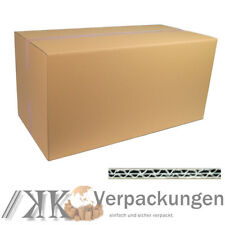 Versand Umzugskartons Transport Logistik 10 Versandkarton DHL Paket Faltkartons 1200 X 600