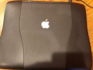 Apple PowerBook G3 Series Laptop  (Bronze Lombard) 1999