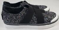 Keen 1021940 Women's Elsa lll Gore Slip-On Black Multi/ Black Casual Shoe SZ 7
