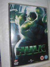HULK Eric Bana DVD