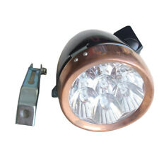 Bicycle Classical Headlight Bike 7 LED 180LM Metal Retro Front Fog Head Light