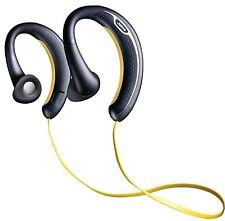 Jabra Sport Bluetooth Wireless Ear-Hook Headset With Fm Radio Black/Yellow