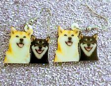 Shiba Inu Dog  lightweight earrings jewelry FREE SHIPPING! Mydogsocks