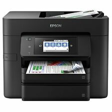 Epson - Print CONS Scanners Wf-4740dtwf 4800x1200dpi 34/30ppm A4 WiFi 4in1