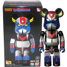 Medicom Chogokin Be@rbrick Bearbrick UFO Robot Grendizer 200% Plated Ver. Figure