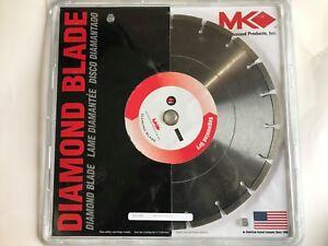 MK Diamond 14 in. x 19 Tooth General Purpose Dry Cutting High-Speed Circular Saw