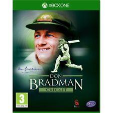 Don Bradman Cricket XBOX One Game - Brand New!