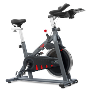Velo spinning FITFIU roue d'inertie 18kg, frequence cardiaque, siège rembourré