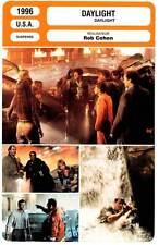 DAYLIGHT - Stallone,Mortensen,Young,Bloom,Cohen (Fiche Cinéma) 1996